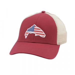 Simms USA Patch Trucker
