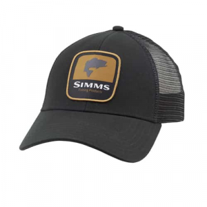 Simms Bass Patch Trucker