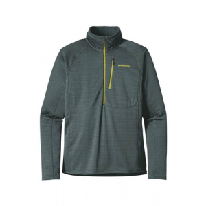 Patagonia Men's R1 Pullover Nouveau Green Closeout Sale(12-18-17)