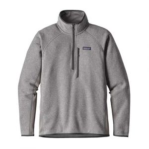 Patagonia Men's Performance Better Sweater 1/4 Zip Closeout Sale(3-5-18)