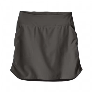 Patagonia Women's Tech Fishing Skort Radar Blue Closeout Sale