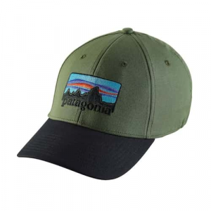 Patagonia 73' Logo Stretch Fit Hat Closeout Sale