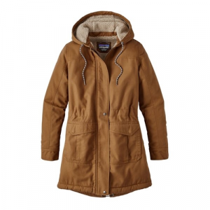 Patagonia Women's Insulated Prairie Dawn Parka Closeout Sale