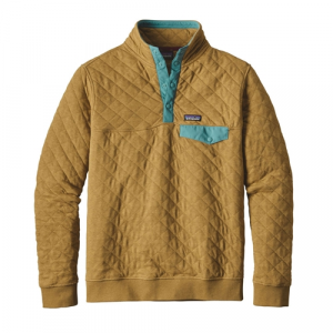 Patagonia Men's Cotton Quilt Snap-T Pullover Closeout Sale(2-26-18)