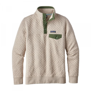 Patagonia Women's Cotton Quilt Snap-T Pullover Closeout Sale