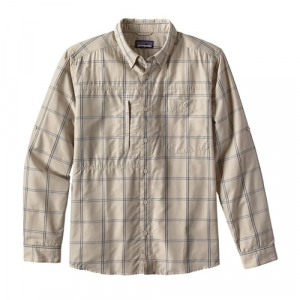 Patagonia Men's Long Sleeved Gallegos Shirt Closeout Sale
