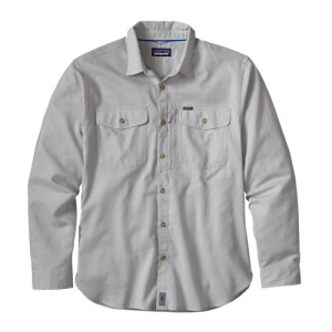 Patagonia Men's Long Sleeved Cayo Largo Shirt Closeout Sale(3-2-18)