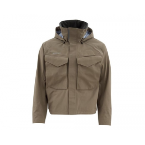 Simms Guide Jacket Honey Brown Closeout Sale(2-6-18)