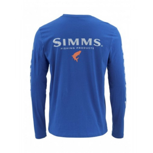 Simms Fast Tarpon Long Sleeved T-Shirt Closeout Sale (2-26-18)