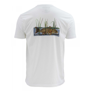 Simms Larko Redfish T-Shirt Closeout Sale
