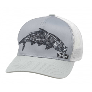 Simms Flexfit Five Panel Trucker Artist Series Closeout Sale (12-14-17)
