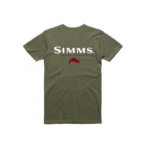 Simms Trout T-Shirt Closeout Sale