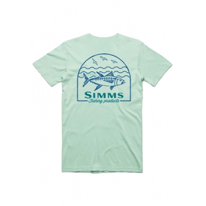 Simms Weekend Tuna Short Sleeve Tee Closeout Sale