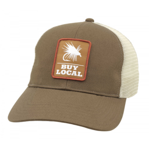 Simms Buy Local Patch Trucker Closeout Sale (2-16-18)
