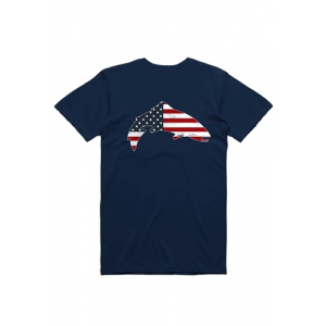 Simms Trout USA T-Shirt Closeout Sale