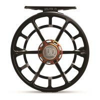 Ross Reels Evolution LTX Fly Reel Fly Line Included