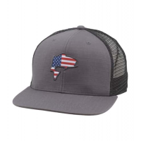 Simms Bass Flag Trucker