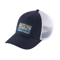 Patagonia Line Logo Badge LoPro Trucker Hat Closeout Sale(12-14-18)