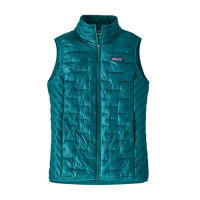 Patagonia Women's Micro Puff Vest Elwha Blue Closeout Sale(12-27-18)