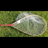 Fisknat Nets: Colorado Fly Fishing Net with Lightweight Rubber Bag