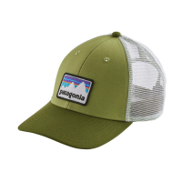 Patagonia Shop Sticker Patch LoPro Trucker Hat Bargain Sale (2-25-19)