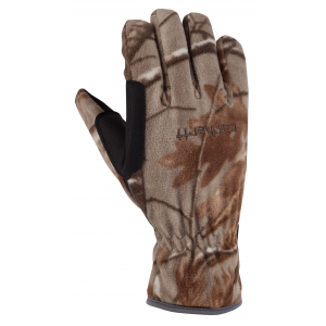 photo: Carhartt TS Fleece Glove fleece glove/mitten