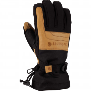 photo: Carhartt Tundra Glove soft shell glove/mitten