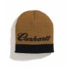 photo: Carhartt Large Logo Knit Hat