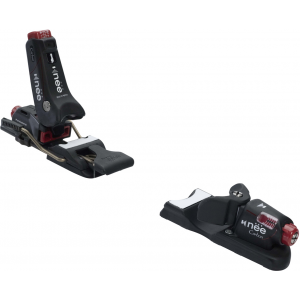 Knee Binding Carbon with 90mm Brake