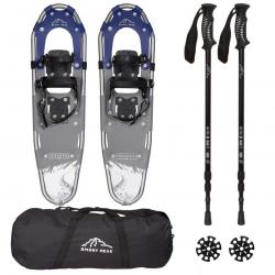 Emory Peak Traverse 930 with Poles Snowshoes
