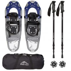 Emory Peak Traverse 825 with Poles Snowshoes