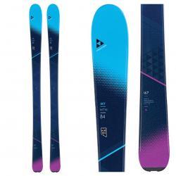 Fischer My Mountain 84 Womens Skis
