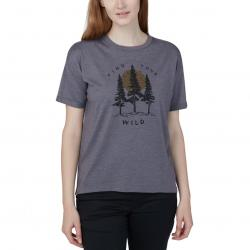 Tentree Your Wild Relaxed Tee Womens T-Shirt 2020
