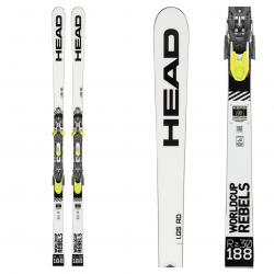 Head WC Rebels iGS RD SW WCR Race Skis 2020