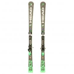 Used 2018 Head i. Magnum Mens Skis with Head PRD 12 Bindings A Condition