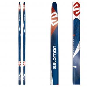 Salomon Snowscape 8 Cross Country Skis 2017