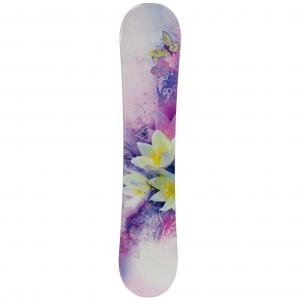 Black Fire Special Lady Purple Womens Snowboard