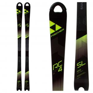 Fischer RC4 Worldcup SL Curv Race Skis 2018
