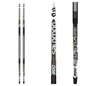 Salomon S-Lab Classic Cold Soft Cross Country Skis