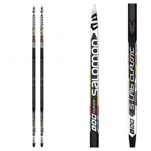 Salomon S-Lab Classic Warm Soft Cross Country Skis