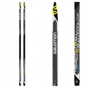 Salomon Aero 9 Extra Stiff Cross Country Skis