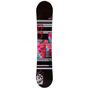 Sionyx Independent White Womens Snowboard