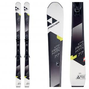 Fischer XTR Pro MTN 77 RT Womens Skis with Bindings 2018