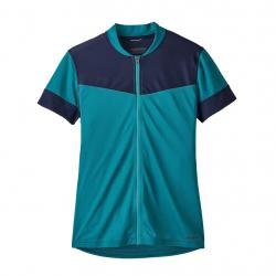 Patagonia Women's Crank Craft Bike Jersey Spring 2018