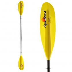 AquaBound Swell Glass Plus Telescoping Kayak Paddle 2017