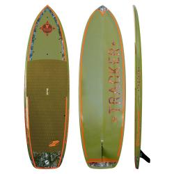Boardworks Surf Tracker 11' Fishing Stand Up Paddleboard