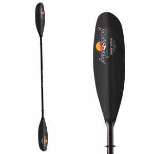 AquaBound Swell Carbon Plus Telescoping Kayak Paddle 2017