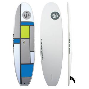 Boardworks Surf Joyride 9' 11 Recreational Stand Up Paddleboard