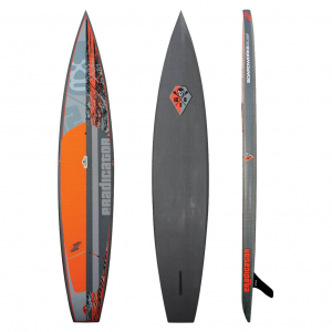 Boardworks Surf Eradicator 12'6 Race Stand Up Paddleboard