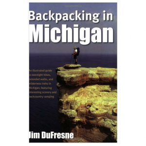 Michigan Trail Maps Backpacking in Michigan 2017